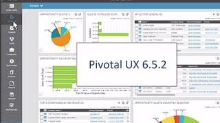 Pivotal UX – Version 6.5.2